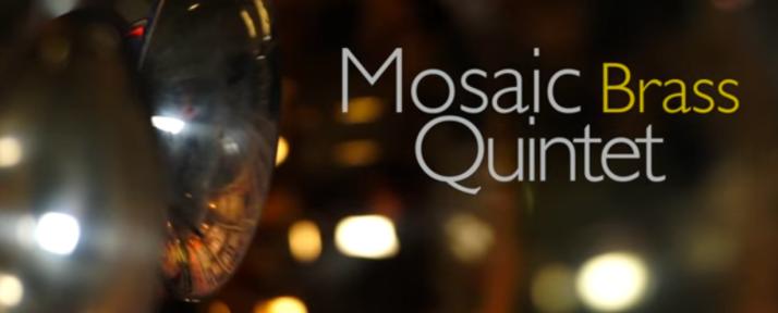 Mosaic Brass Logo